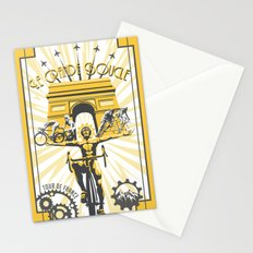 Le Grande Boucle Tour de France Stationery Cards