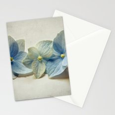 3 blooms Stationery Cards