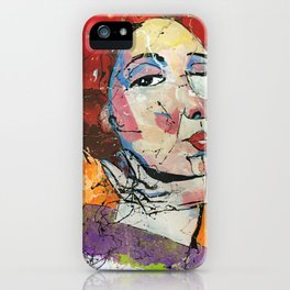 Wild Confidence iPhone Case