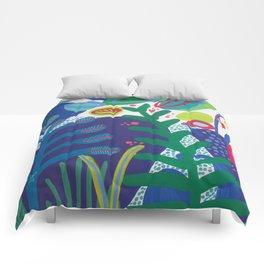 Secret garden III Comforters