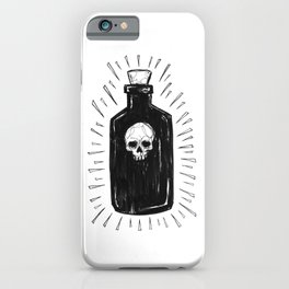 The Devil's Drink iPhone Case