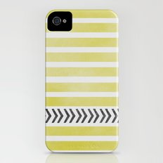 STRIPES AND ARROWS Slim Case iPhone (4, 4s)
