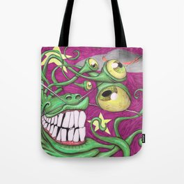 Invasion Phreak Tote Bag