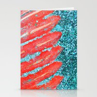nail polish Stationery Cards featuring Not Nail Polish by ghennah
