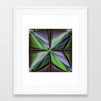 ornate Framed Art Prints featuring Ornate by Sartoris ART