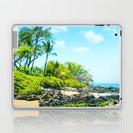 Mokapu Beach Pacific Ocean Tropical Beauty Maui Hawaii Laptop & iPad Skin