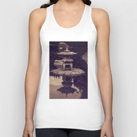 serenity Tank Tops featuring Serenity by Strange Charm