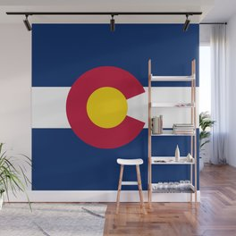 Colorado State Flag Wall Mural