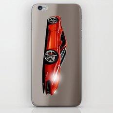 FERRARI 458 iPhone & iPod Skin