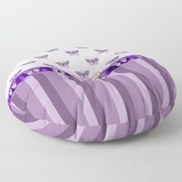 Dreaming Butterflies Floor Pillow