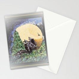 Harmony At Moonrise Stationery Cards