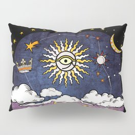 Esoteric prayer Pillow Sham