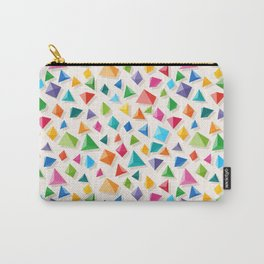 Paper Pyramid Carry-All Pouch
