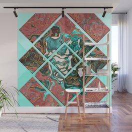 Geometric XX Wall Mural