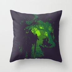 The Sentinel Throw Pillow