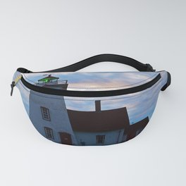 Green Beacon Lighthouse Fanny Pack