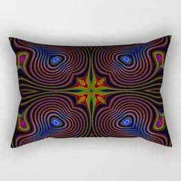 Flourescent 1 Rectangular Pillow
