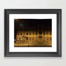 The Wherehouse Framed Art Print