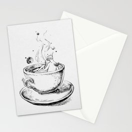 Heaven cup. Stationery Cards