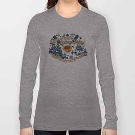 Buttertarts and Cottage Living NGO Long Sleeve T-shirt