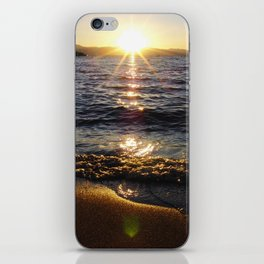 Beach.  iPhone Skin