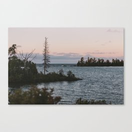 The View From Copper Harbor Canvas Print
