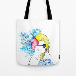 amen fashion Tote Bag