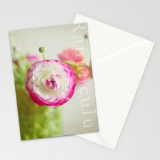 Ranculus II Stationery Cards