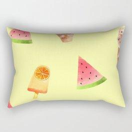 Taste of Summer Rectangular Pillow