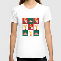 mexico T-shirts featuring Mexico City by Arts and Herbs