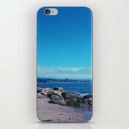 Capitola Beach iPhone Skin