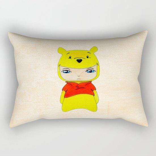 A Boy - Winnie-the-Pooh Rectangular Pillow