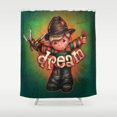 D R E A M Shower Curtain