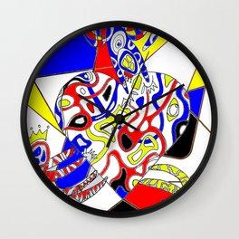 Heart of joy Wall Clock