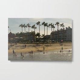 Coronado Metal Print