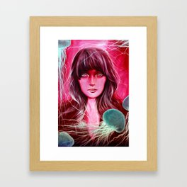 Raspberry Jellies Framed Art Print