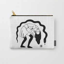 Grow a spine Carry-All Pouch