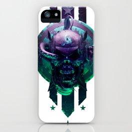 Hail Hydra 5 iPhone Case