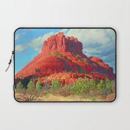 Big Bell Rock Sedona by Amanda Martinson Laptop Sleeve