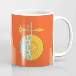 Fruit: Cantaloupe Coffee Mug
