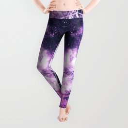 ε Purple Aquarii Leggings