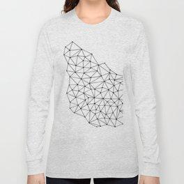 Polygon Long Sleeve T-shirt