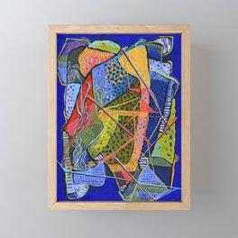 Symphony Framed Mini Art Print