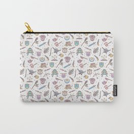 Cute Dungeons and Dragons Pattern Carry-All Pouch