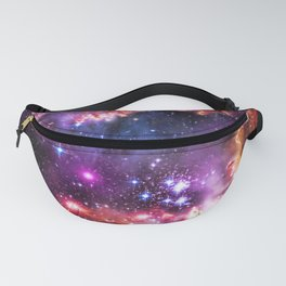Small Magellanic Cloud's Starry Wingtip Fanny Pack