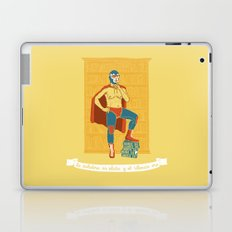 Lucha Library Laptop & iPad Skin