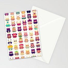 Alphabear Stationery Cards