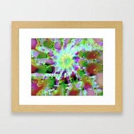 Abstract Dreamer Framed Art Print