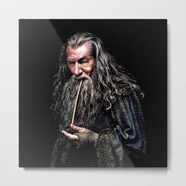 Gandalf  Metal Print