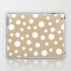 Crazy Dots: Camel Laptop & iPad Skin